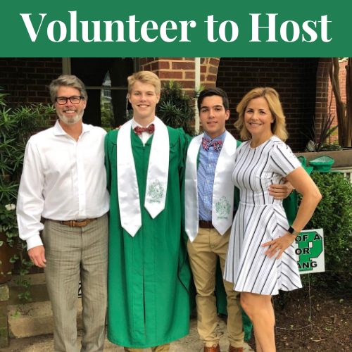 Volunteer to Host